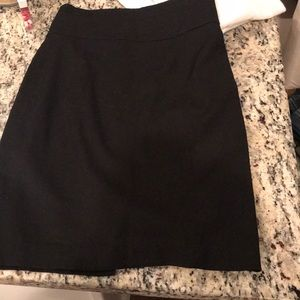 H&M pencil skirt in black size 4